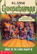Night of the Living Dummy III (Goosebumps Series #40)