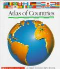 Atlas of Countries - Jewnesse Gallimard - Hardcover