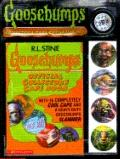 Goosebumps Official Collector's Caps Collecting Kit