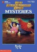 The Baby-Sitters Club Mystery Series Boxed Set #1: Stacey and the Missing Ring; Beware, Dawn...