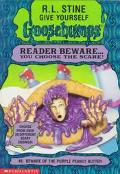 Beware of the Purple Peanut Butter (Give Yourself Goosebumps Series #6)