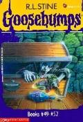 Goosebumps Series Boxed Set: Vampire Breath, Calling All Creeps, Beware The Snowman, How I L...