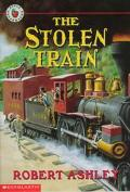 Stolen Train - Robert Ashley - Paperback - REPRINT