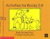 Bob Books Plus for Beginning Readers - Activities for Books 5-8