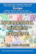 International Business Etiquette Europe