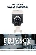 Privacy-Law of Civil Liberties