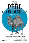 Perl Cd Bookshelf, Version 3.0 7 Bestselling Books on Cd-Rom