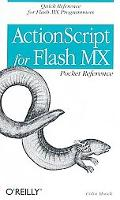 Action Script for Flash Mx Pocket Reference