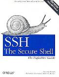 Ssh, the Secure Shell The Definitive Guide