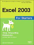 Excel for Starters The Missing Manual
