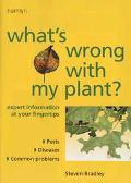 What's Wrong With My Plant Expert Information at Your Fingertips, Pests - Diseases - Common ...