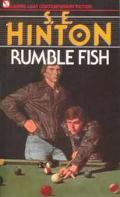 Rumble Fish - S. E. Hinton - Library Binding
