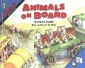 Animals on Board ((Math Start).)