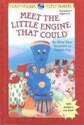 Meet the Little Engine That Could (First Friends First Readers)