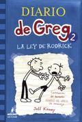 La Ley de Rodrick (Rodrick Rules) (Diario de Greg) (Spanish Edition)