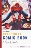 Official Overstreet Comic Book Price Guide - Robert M. Overstreet - Paperback - 32ND