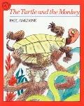 The Turtle And The Monkey (Turtleback School & Library Binding Edition)