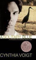 Solitary Blue