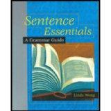 Sentence Essentials: A Grammar Guide