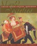 A History Of World Society Complete, Fifth Edition And Western Civilization Atlas