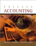 College Accounting 1 Through 14, 7th Edition