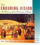 Enduring Vision A History of the American People, Concise Edition