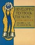 Developing Textbook Thinking Strategies for Success in College