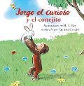 Jorge El Curioso Y El Conejito / Curious George and the Bunny