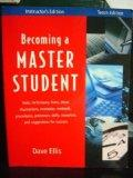 Becoming a Master Student: Tools, Techniques, Hints, Ideas, Illustrations, Example, Methods, Procedu