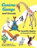 Curious George and Friends Favorite Stories