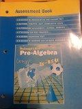 Pre-Algebra Assessment Book