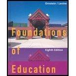 Foundations Of Education With Upgrade Cd-rom Eighth Edition