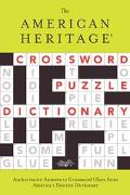 American Heritage Crossword Puzzle Dictionary
