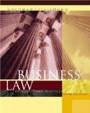 Business Law Principles and Practices
