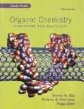 Organic Chemistry: Structure and Reactivity (Study Guide)