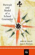Portrait And Model Of A School Counselor