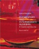 Elementary and Intermediate Algebra A Combined Course