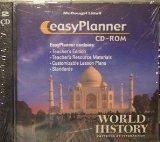 McDougal Littell World History: Patterns of Interaction: EasyPlanner CD-ROM Grades 9-12