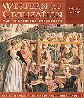 Western Civilization The Continuing Experiment To 1715