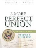 More Perfect Union Documents In Us History, Since 1865