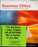 Ferrell Business Ethics with Webcard 6th Edition