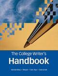College Writer's Handbook