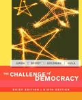 Challenge Of Democracy Government In America