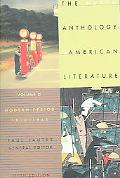 Heath Anthology Of American Literature Modern Period 1910-1945