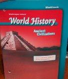 World History, Grades 6-8 Ancient Civilizations Workbook: Mcdougal Littell World History