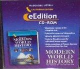 McDougal Littell World History: Patterns of Interaction California: eEdition CD-Rom Grades 9...