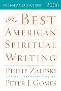Best American Spiritual Writing 2006