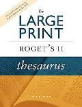 Large Print Roget's II Thesaurus