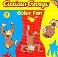 Curious George Color Fun