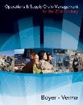 Operations and Supply Chain Management for the 21st Century (with Printed Access Card) (Available Titles CengageNOW)